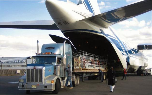 Монреальская конвенция для грузовых авиаперевозок в РФ