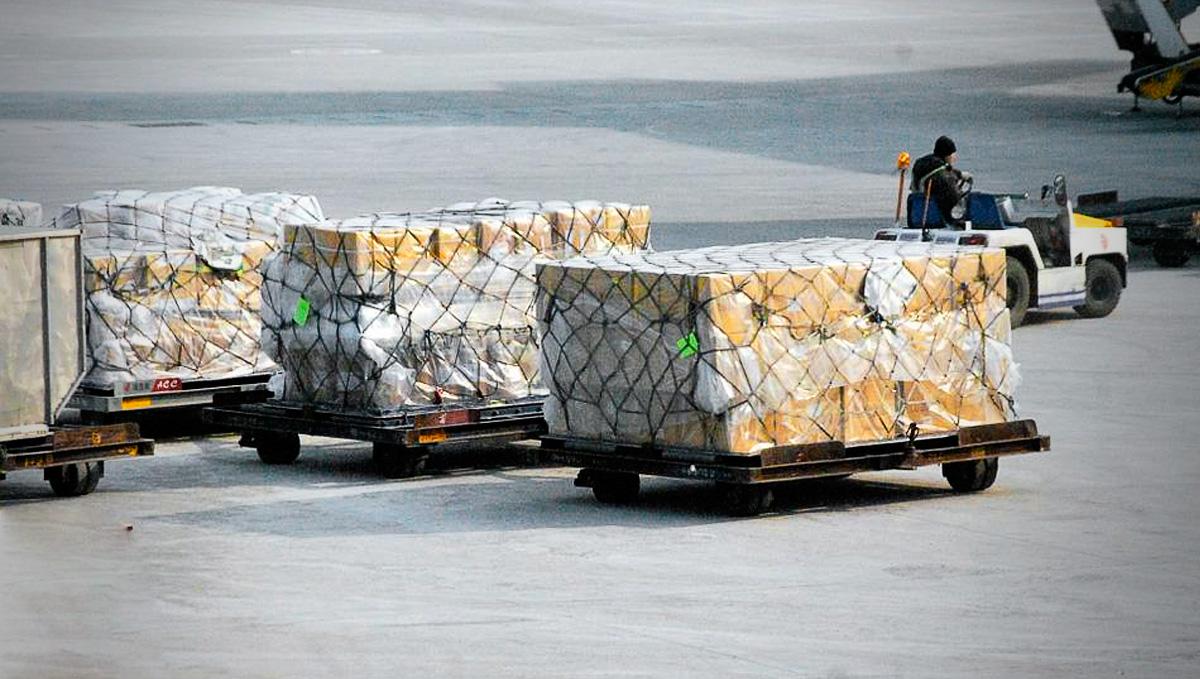 Авиаперевозки грузов иностранными компаниями без НДС